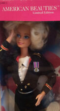 1989 American Beauties Army Barbie doll NRFB limited edition