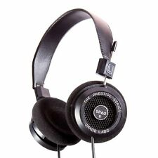 Grado Prestige Series SR60e Headphones open over the on ear