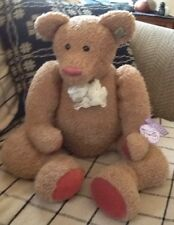 Vintage Retired annette funicello collectible curly hair bear
