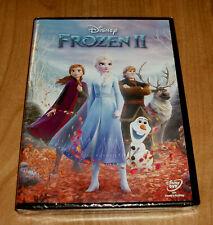 Frozen II DVD Neu Versiegelt Klassische Disney nº 60 Animation (Ohne Offen ) R2