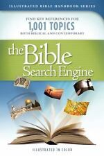 The Bible Search Engine (Illustrated Bible Handbook Series)