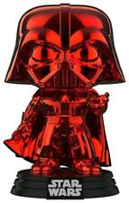 Star Wars - Darth Vader Red Chrome US Exclusive Pop! Vinyl [RS]