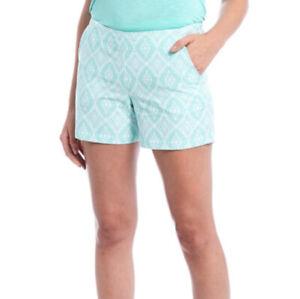 Southern Tide Alice Ikat Jacquard Women's Shorts Size 2 ~ NWT