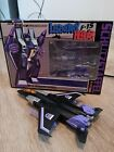 Transformers NewAge H-15 H15 Samael Skywarp legends complete