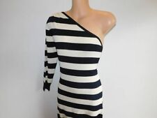 Cue Viscose Stripes Dresses for Women