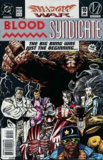 Blood Syndicate (DC Milestone, 1993 series) #10 FN
