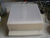 Apple IIgs A2S6000 ROM 1 Computer with memory card - Works fine