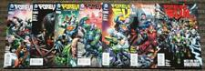 FOREVER EVIL #1-7 THE COMPLETE SET THE NEW 52! DC COMICS