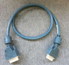 Cisco 72-1196-01 CAB-RPS-2218 RPS 600 DC redondant 1.1 M Cordon D'alimentation 4TF Câble