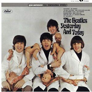 The Beatles - Yesterday And Today 2018 CD Butcher Stereo Mono + 10 Bonus Voo-Doo