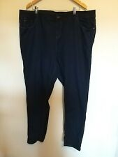 Womens Size 24 Denim Pocketed Tapered Jeans <LR1254