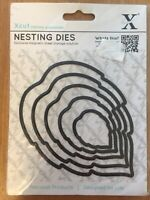 XCUT Docraft Nesting Dies Leaves 2 (5 Pieces) Brand New UNUSED - card making