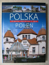 Polen- schöne Heilbäder u Spa- Zentren, Reiseführer, deutschspr., NEU, unbenutzt