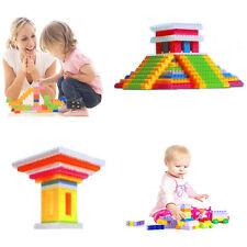 144pcs Plastic Building Blocks Kids Toy Children Puzzle Educational Toy