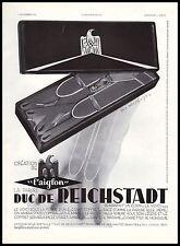 Publicité L' Aiglon Duc de  Reichstadt  Bretelles vintage  ad  1933- 1i