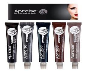 Apraise Eyelash & Eyebrow Color Dye Tint All colors 20ml Each *FREE UK DELIVERY*