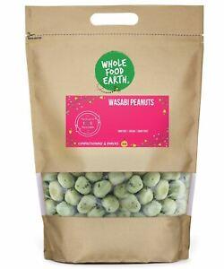 Wasabi Peanuts    GMO Free   Vegan   Dairy Free