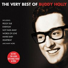 Buddy Holly VERY BEST OF 43 Essential Songs ORIGINAL RECORDINGS New Sealed 2 CD
