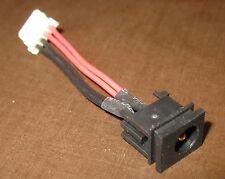 DC JACK w/ CABLE Toshiba Tecra M4-SP645 M4-ST1112 M4-S635 M4-SP625 M2V-S330 PLUG