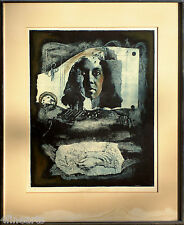 Stephanie WEBER - A Memory - Intaglio and Photo Etching - original print
