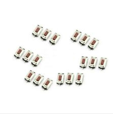 50pcs 3X6X2.5mm Tactile Push Button Switch Tact Switch Micro Switch 2 Pin SMD