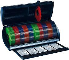 MediaRange Selector für 100 CD / DVD / BD Aufbewahrung Archivierungs System