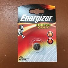 ENERGIZER LR9 PX625 EPX625G 1.5 V Alkaline Battery Coin Cell plus longue date