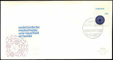 Netherlands 1977 Industry & Commerce, FDC First Day Cover #C36140