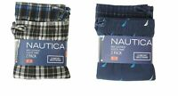 Nautica Men's 2 Pack Fleece Pajama Sleepwear Pants