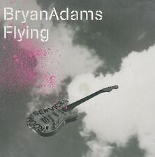 CD COLLECTOR 1T DANS PLAN MEDIA BRYAN ADAMS FLYING 2004 RARE