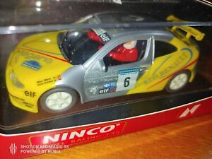 """Ninco 50133 - Renault Megane """" Red Reanult """" #6"""