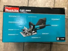Makita PJ7000 5.6 Amp 4 in. Rack-And-Pinion Vertical Fence Plate Joiner NEW