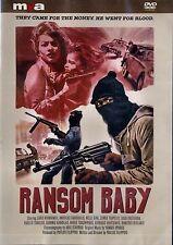 NEW DVD // RANSOM BABY // Lakis Komninos, Andreas Barkoulis, Nelli Gini, Zoras T