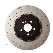 One New Brembo Disc Brake Rotor Front 09931333 Mercedes MB