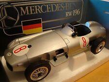 1/18 Mercedes Benz RW 196 Grand Prix Car Fangio Moss