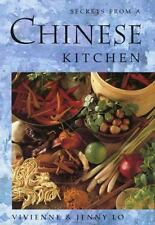 NEW Secrets from a Chinese Kitchen by Vivienne Lo Hardcover Book (English) Free