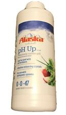 Alaska Naturals pH Up Alkaline Enhancing Crystals For Use With Hydroponic System