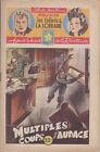 C1 BRANTONNE Alzon ENFANTS DE LORRAINE 13 Coups d Audace RESISTANCE 1946