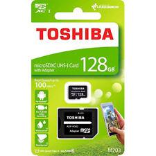 Tarjeta de memoria micro SDXC Uhs 128GB Toshiba Cl10