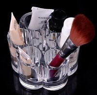 Makeup Holder Jewelry Organizer Acrylic Insert Drawer Cosmetic Case Storage Box+