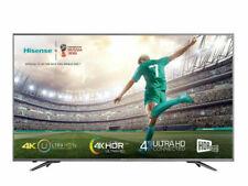 Televisores Hisense color plata