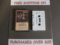 GRANDMASTER MELLE MEL AND THE FURIOUS FIVE CASSETTE