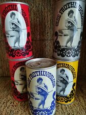 Vintage Olde Frothingslosh Beer Beers Can Cans Collection Breweriana Advertising