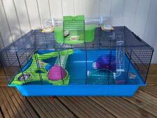 Savic Sky Metro Hamster Cage Bundle