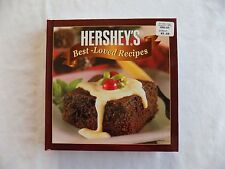 Hershey's Best-Loved Recipes Cookbook 2000 Hardcover Excellent Condition