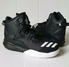 Adidas Junior Boys Trainers Mid Boot Basketball Size UK 10 - 2.5
