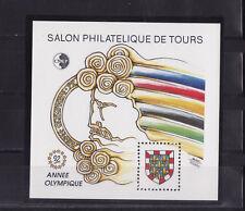 BLOC  CNEP  NUM: 15  JEUX  OLYMPIQUE  TOURS 1992