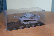 De AGOSTINI TANKS 1:72 Pz.Kpfw.VI TIGER Ausf.E - 13./Pz.Regt GERMANY 1943