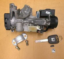 *SERVICED UNIT* 03 04 05 06 HONDA ACCORD IGNITION SWITCH AT WITH NEW KEY OEM