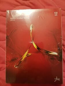 Adobe Acrobat XI Pro Windows New Sealed Retail BoxDVD Single PC User License New